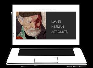 Leann Hileman - art quilts