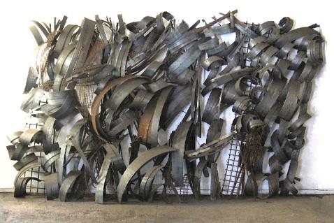 Wall Sculpture (2013)