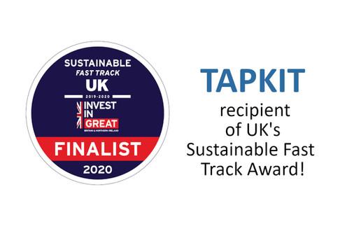 Sustainable Fast Track Award
