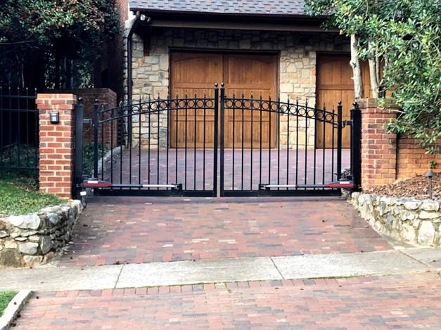 Sherwood Residential Gate