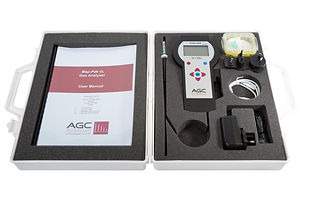 AGC gas analysers - carrying case