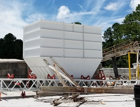 aggregate for Ready Mix concrete- AME Co
