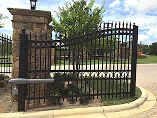 Highclere Gate
