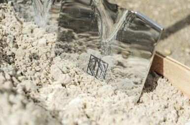 Ground Breaking Shovel - Legacy Medical