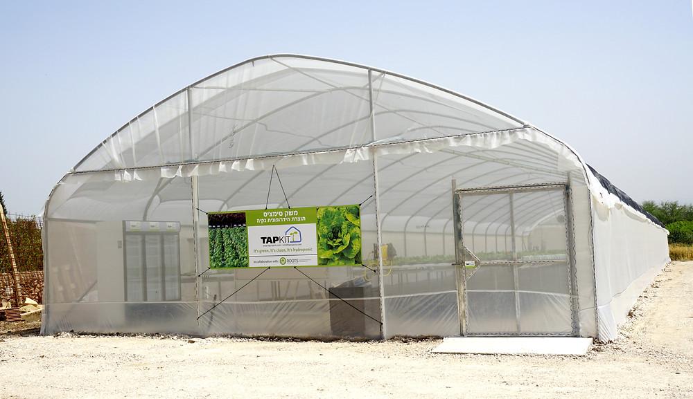 TAPKIT self-assemble hydroponics system