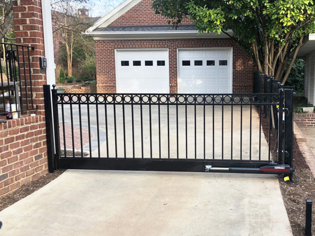 Residential Access Gate