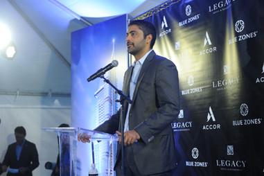 Nitin Motwani Speaking