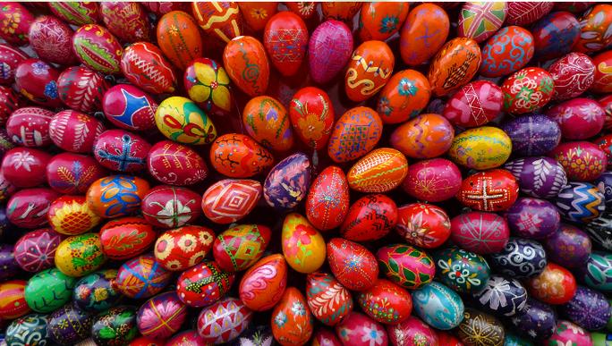 Почему на Пасху красят яйца. ( Это интересно)