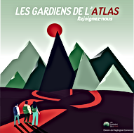 Illustration | Les Gardiens de l'Atlas