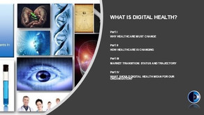What is digital health: Part I Free on-line seminar