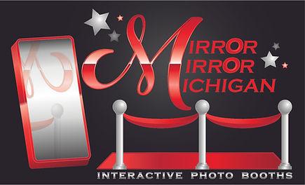 Final - Mirror Mirror Michigan Logo (Bla