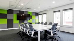 PanelHush Sonar Office Space