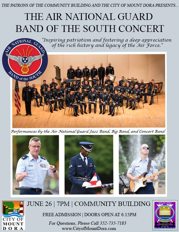 Air National Guard Band Concert