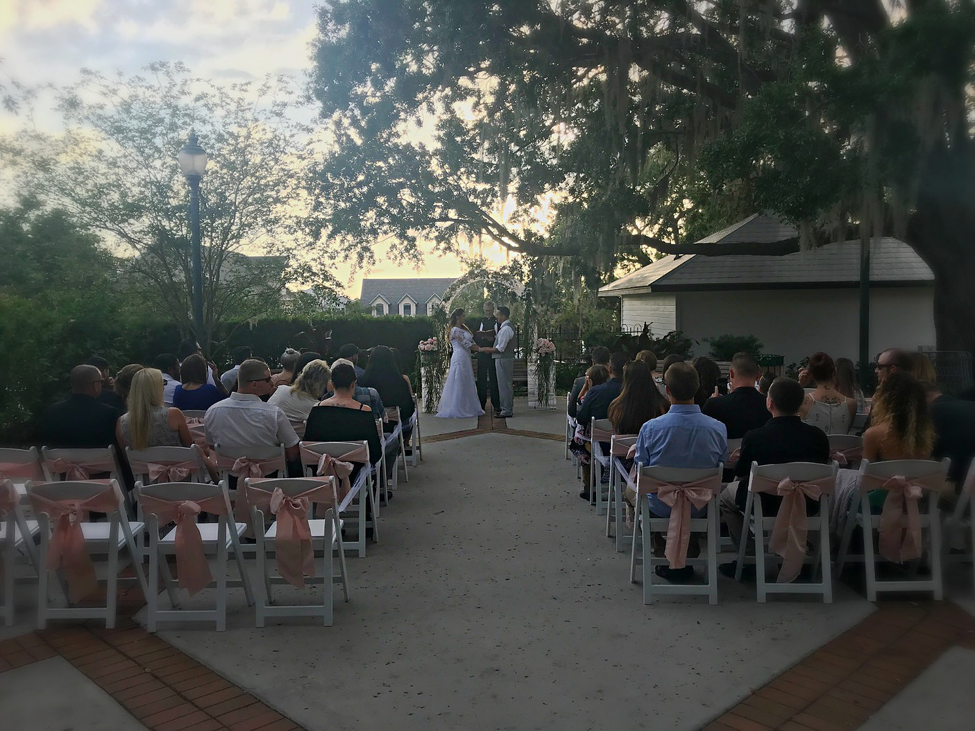 Mt. Dora Wedding