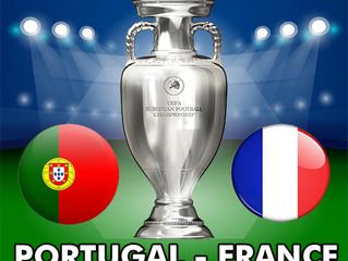 Diffusion en plein air de la Finale de L'Euro 2016