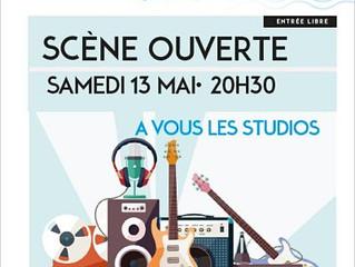 A vous les studios ! Samedi 13 Mai 20H30