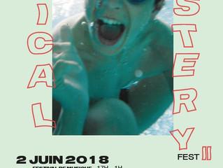 Magical Mystery Fest - Sam 2 Juin