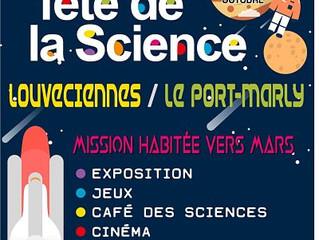 Fête de la Science du 7 au 15 Octobre