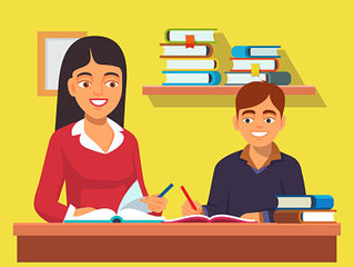 Aide aux devoirs pour les collégiens