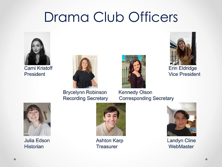 20/21 drama club officers021 GeneralMeet