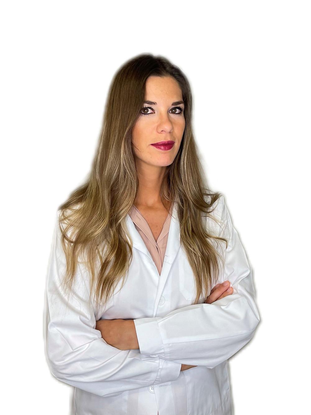Elsa Lainez es la nutricionista de clinica Podium. ALimentación equilibrada, dietoterapia, hábitos saludables, dietas de perdida de peso...