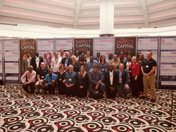 Impact Capital Africa's first ever Zambian Impact Investment Conference