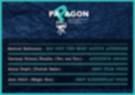 Paragon Film Festival Winners 2016