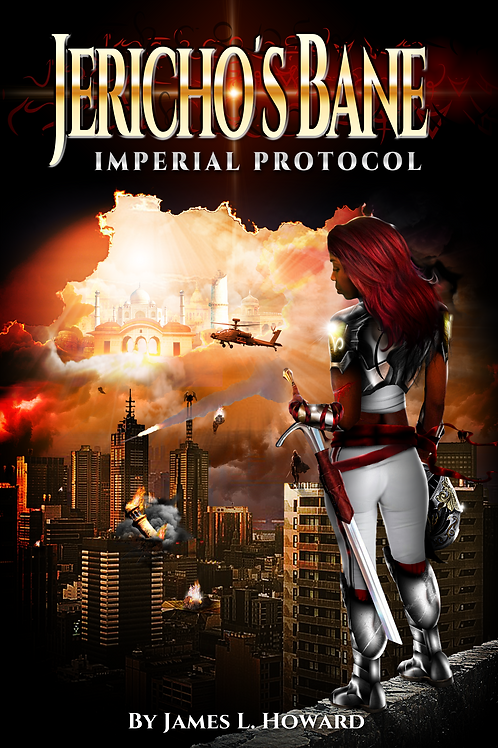Jericho's Bane Imperial Protocol Novel Signed Edition