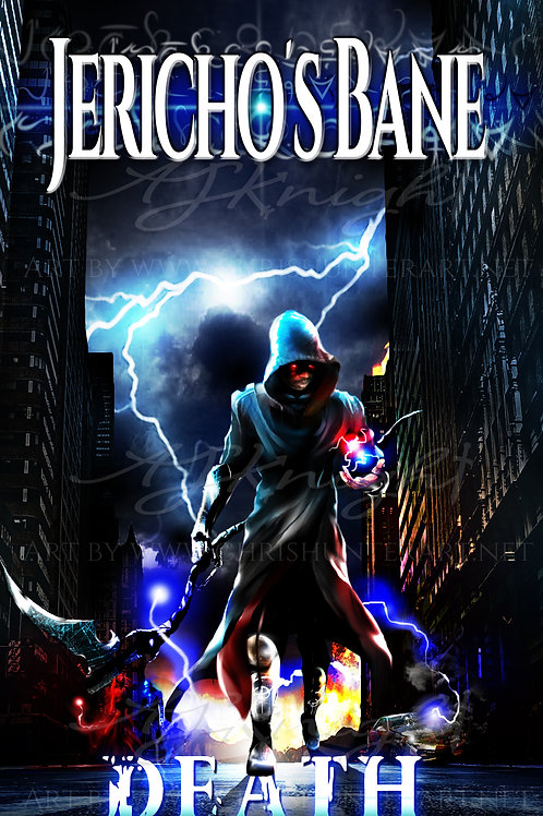 Jericho's Bane Character Death Poster