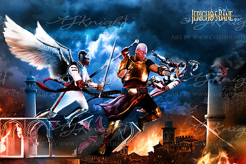 Jericho's Bane Battle for Iayhoten