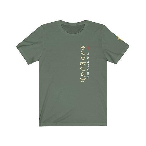 Anarchy Angelic Glyph T-shirt
