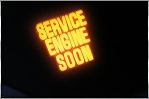 CHECK SERVICE ENGINE LIGHT