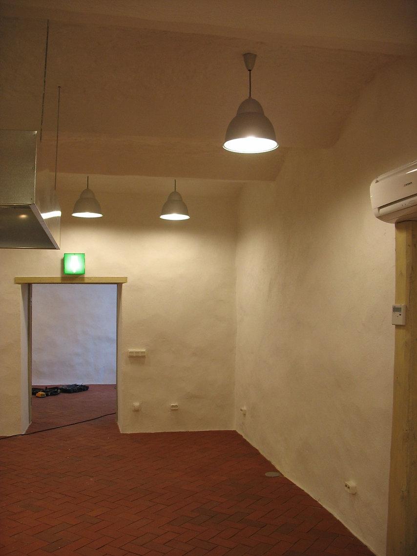 kaagvere hoone taastamine restaureerimine lubikrohv
