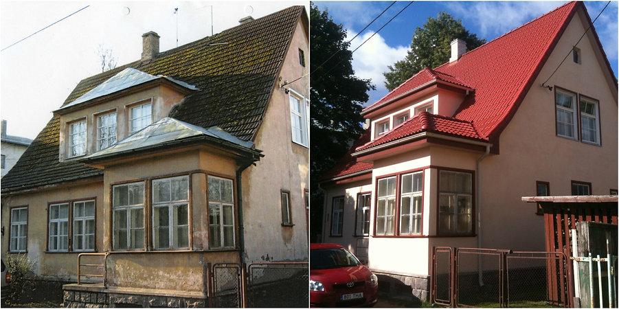renoveerimine fassaad lubikrohv