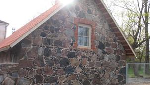 Kaagvere mõisa kõrvalhooned ja kiviaed