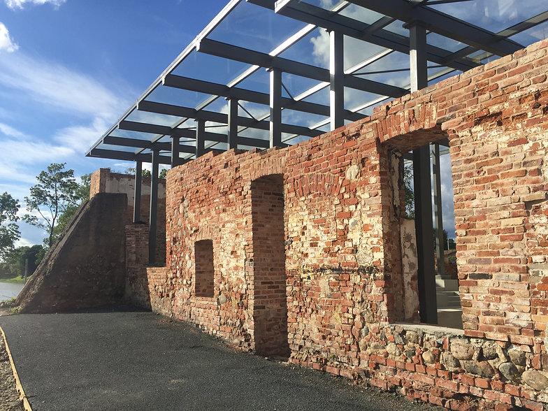 Erm varemed tellis taastamine restaureerimine ladumine vuukimine lubi