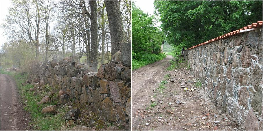 kaagvere hoone taastamine restaureerimine lub maakiviaed