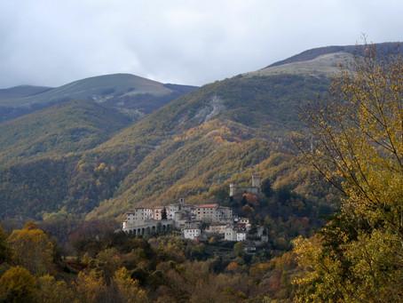 Arquata del Tronto: il ricordo dell'affascinante borgo medievale