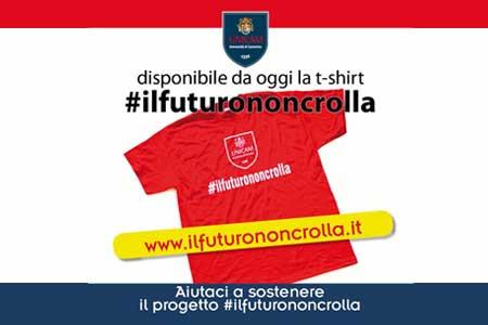 """Una buona iniziativa: """"#IlFuturoNonCrolla"""""""