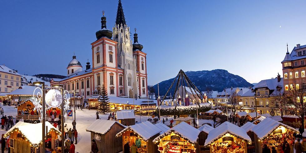 AUSTRIAN CHRISTMAS STAMMTISCH