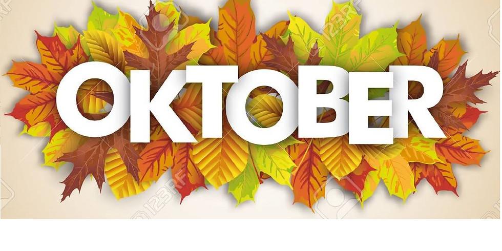 October Plauderrunde