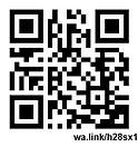 CargoTix Whatsapp QR Code