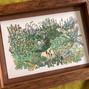 苔むすび様イラスト