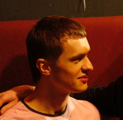 Piotr Blak as Peter
