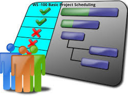WS 100 - Basics of Project Scheduling