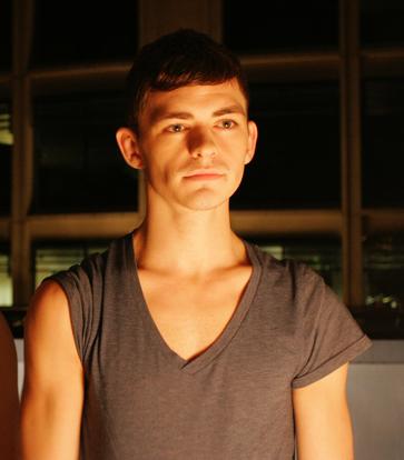 Jamie Karl Cross as Jamie