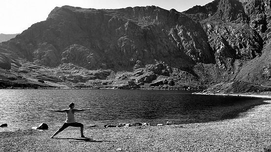 Yogi Ewe - Yoga in Wales