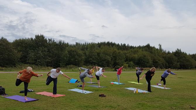 Yoga Picnic 2017
