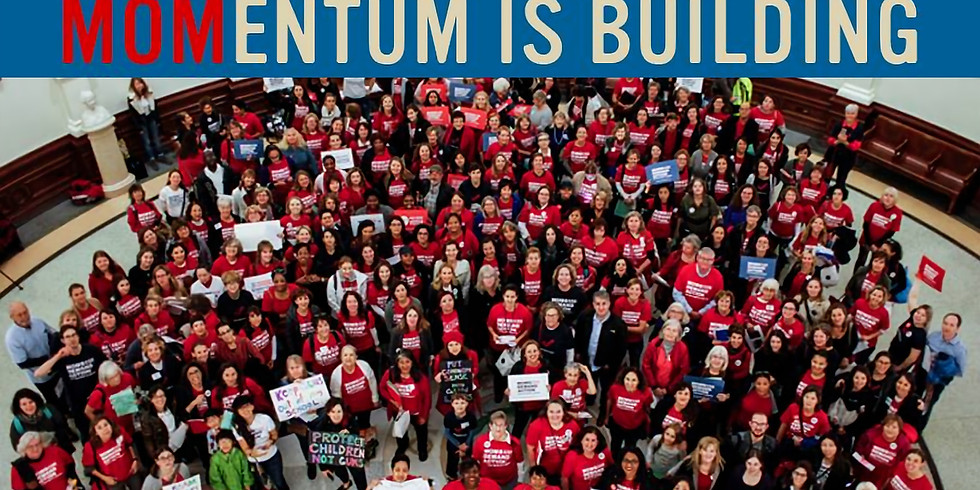 CHICAGO: Violence is a Women's Issue w/ Moms Demand Action