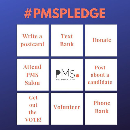 Channeling guilt into action: Why I am taking the #PMSpledge